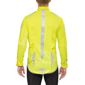 Endura Lumijak Windproof Jacket Men hi-viz yellow
